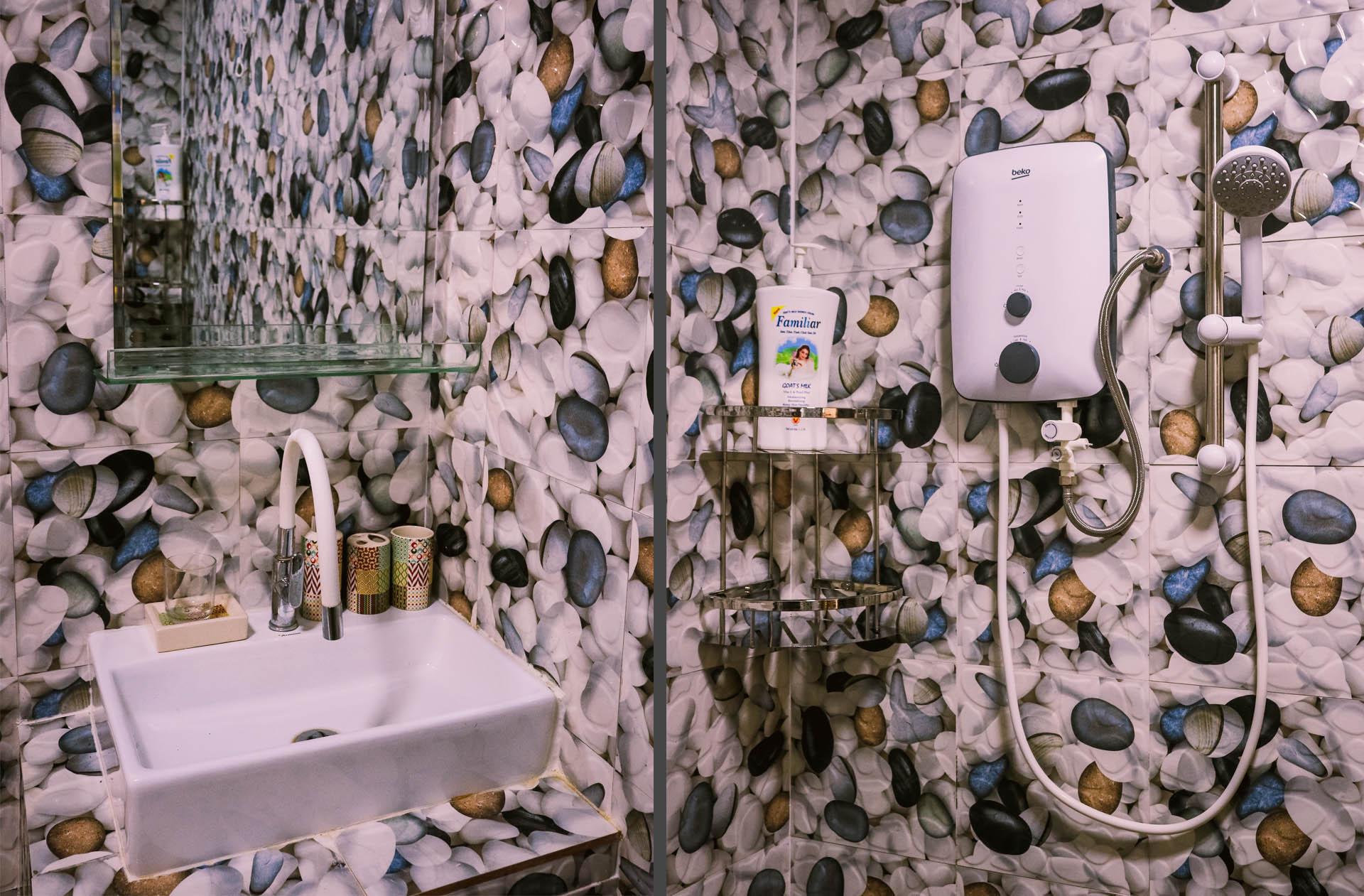 Life's a Beach Vietnam Ky Co Bathroom